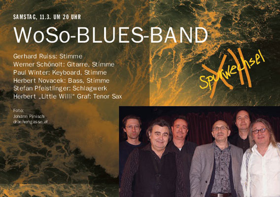 Bild WoSo-BLUES-BAND