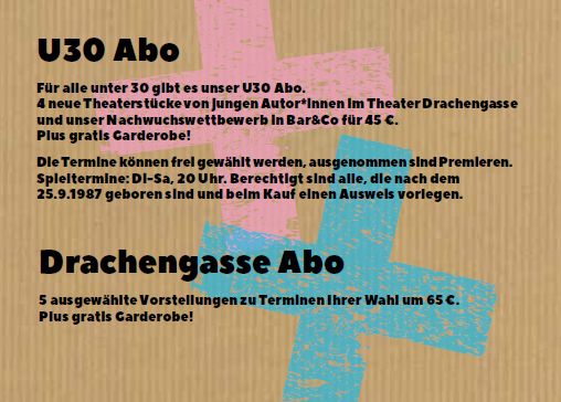 Unsere Abo-Angebote