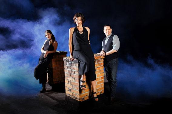 Bild Musikschiene: Laetitia Ribeiro Trio