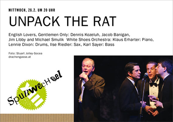 Bild UNPACK THE RAT
