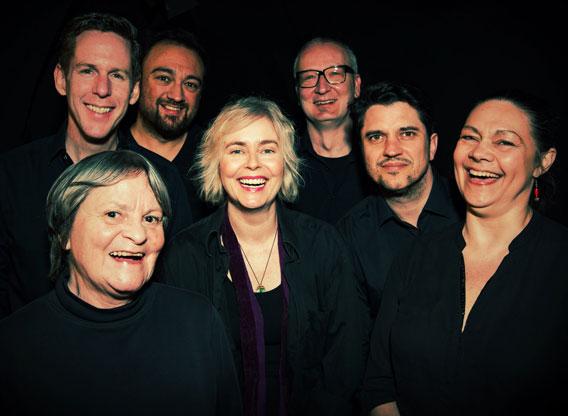 Bild English Lovers: The Late Night Theater Jam
