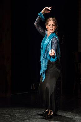 Bild Musikschiene: flamenco!