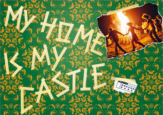 Bild My home is my castle