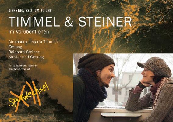 Bild TIMMEL & STEINER – Im Vorüberfliehen